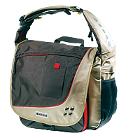 G-Tech Professional Messenger bag – iPod Controls   Speaker ... 28548094e5db1